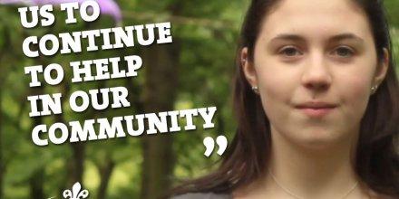 Together we can change lives! – Social Media